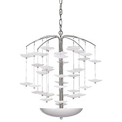 Leighton Cascading Pendant Light