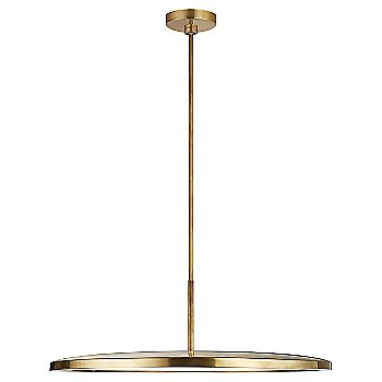 Extra Large size / Natural Brass finish