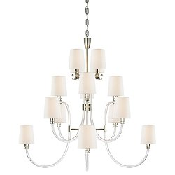 Clarice 16-Light Chandelier