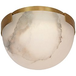 Melange Petite Flush Mount Ceiling Light