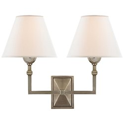 Jane Double Wall Sconce