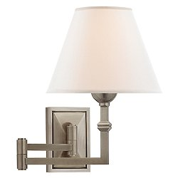 Jane 2337 Swing Arm Wall Sconce