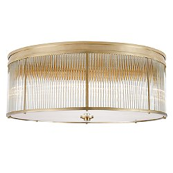 Allen Grande Flush Mount Ceiling Light