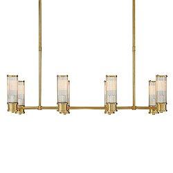 Allen Medium Linear Suspension Light