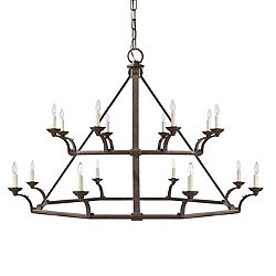 Robertson Two Tier Chandelier