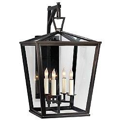 Darlana Wall Bracket Lantern (Medium) - OPEN BOX RETURN