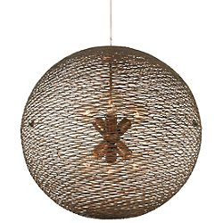 Flow 6 Light Pendant Light
