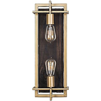 Madeira Double Wall Sconce