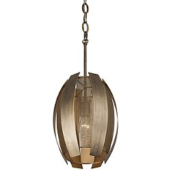 Sawyers Bar 1-Light Pendant Light