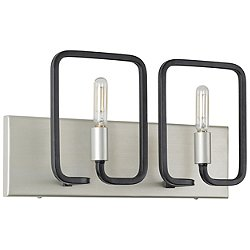 Rectangulo Vanity Light