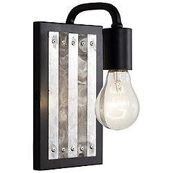 Abbey Rose One Light Wall Sconce