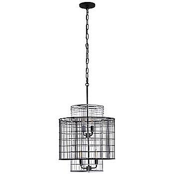 Vivienne 4-Light Tall Pendant