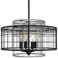 Metal Round Pendant Light
