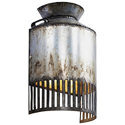 Hickory Lane One Light Wall Sconce