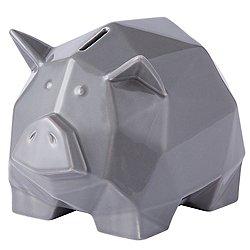 Origami Zoo Ceramic Piggy Bank