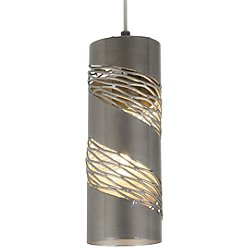 Flow Narrow Mini Pendant Light