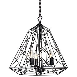 Wright Stuff 3 Light Pendant Light