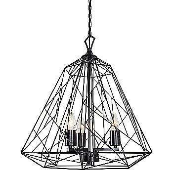 The Wright Stuff 3-Light Pendant