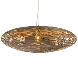 Flow 3 Light 6 Inch Pendant Light