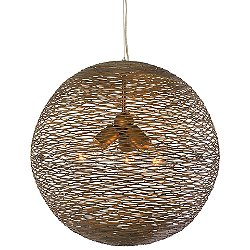 Flow 3 Light 18 Inch Pendant Light