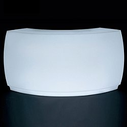 Fiesta Curved Bar - White Light
