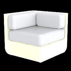 Ulm Sectional Sofa Corner Illuminated