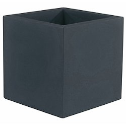 Cube Planter (Anthracite/Large) - OPEN BOX RETURN