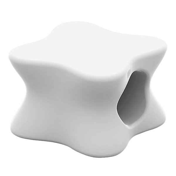 Doux Table, White Light and LED