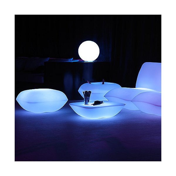 Pillow Table, Illuminated