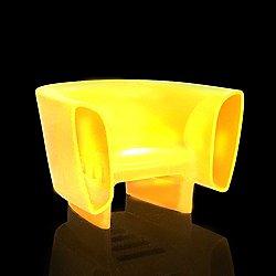 Bum Bum Lounge Chair, Illuminated