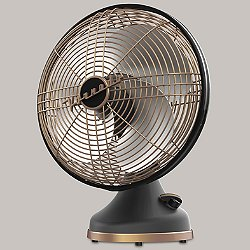 Silver Swan Alchemy Table Top Oscillating Fan