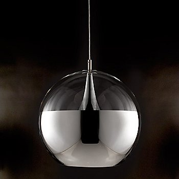 Shown in Silver finish