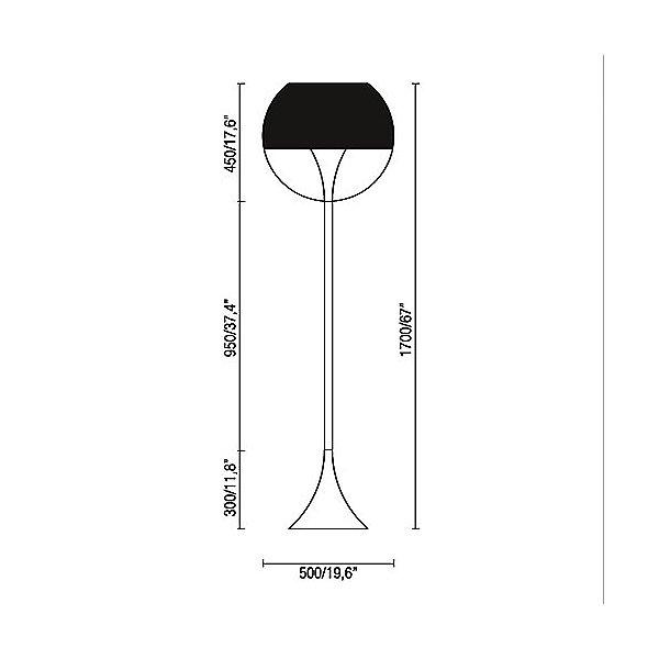 Bolio Floor Lamp