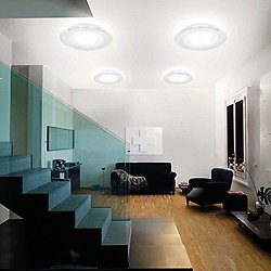 Pod PP G Flush Mount Ceiling Light