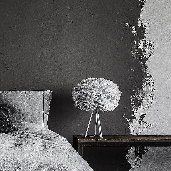Eos Grey Table Lamp