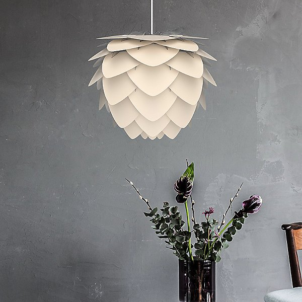 Aluvia Hardwired Pendant Light