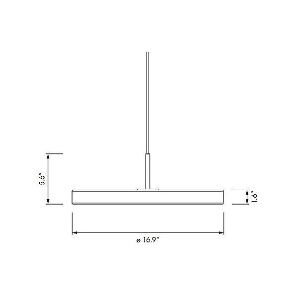 Asteria LED Pendant Light