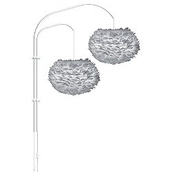 Eos 2-Light Wall Sconce