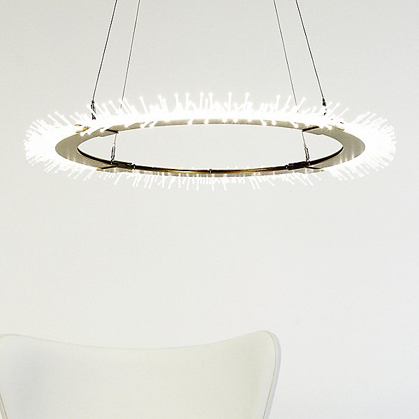 Anemone Circular LED Pendant Light