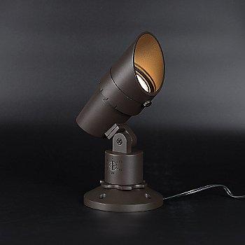Bronze on Brass finish / illuminated / in use