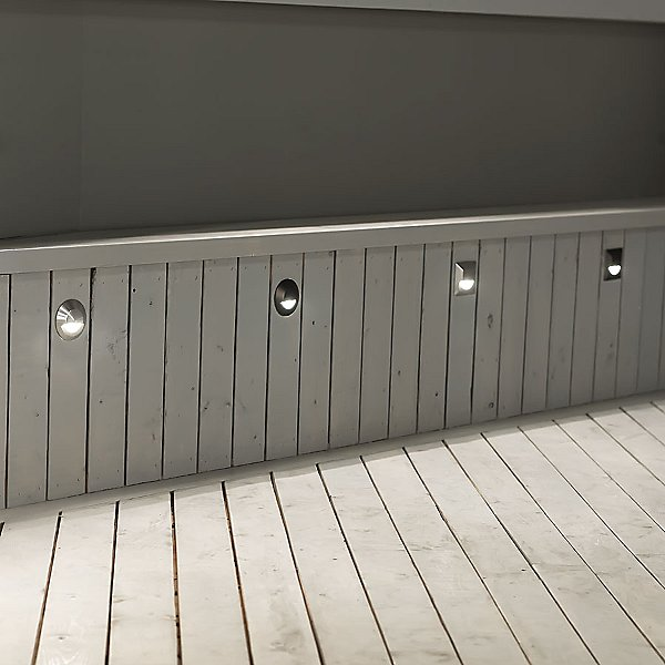 LED 12V Square Step Light