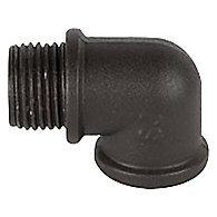 Rod L-Coupler for Landscape Lighting
