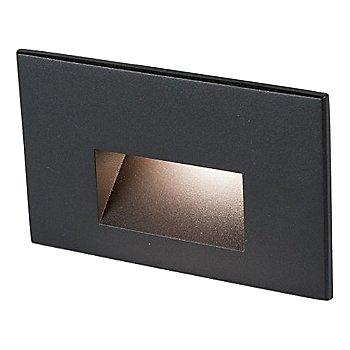 Black on Aluminum finish