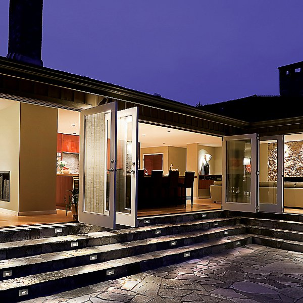 Landscape Lighting LED Horizontal Step Light