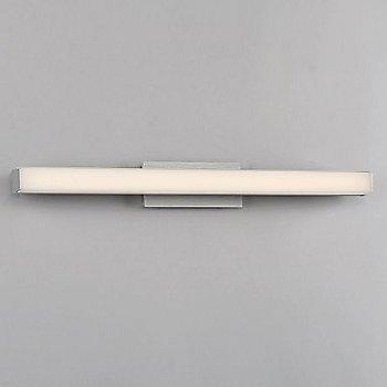 18 Inch / Brushed Aluminum finish