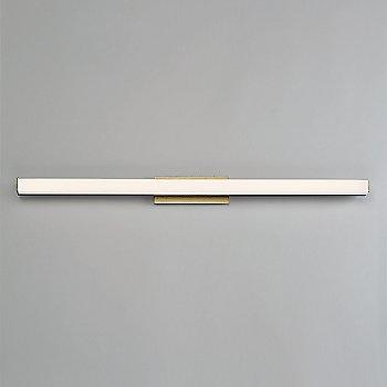 36 Inch / Brushed Brass finish