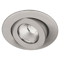 Oculux 3.5 Inch LED Round Adjustable Trim