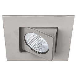 "Oculux 3.5"" LED Square Adjustable Trim"