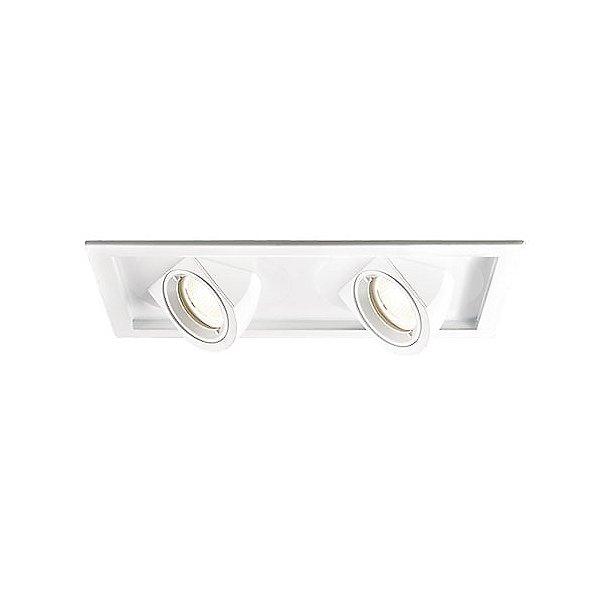 Tesla 2 Light LED Recessed Multiple Spot Trim