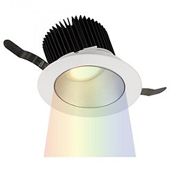 Aether 3.5 inch Round Color Changing Wall Wash Kit